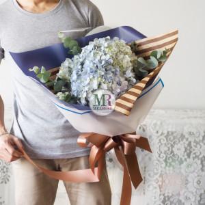 Hydrangea Bouquet BV-BQ-HY10