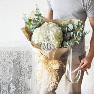 Hydrangea Bouquet WT-BQ-HY23