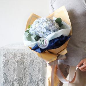 Hydrangea Bouquet BV-BQ-HY02