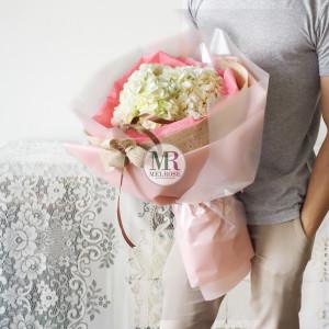 Hydrangea Bouquet WT-BQ-HY03