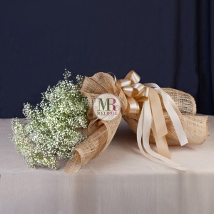 Charming Gypso Hand-tied Bouquet