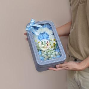Artificial Flower Garland Box