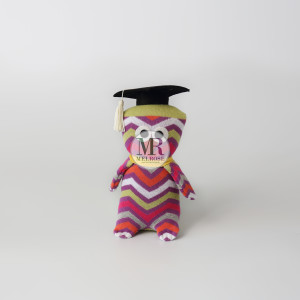 Owl Doll with Graduation Hat