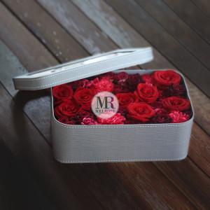 Elegant Roses Box