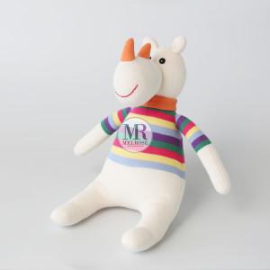 White Rhino Doll