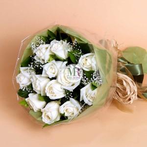 ช่อกุหลาบ Forever Love Rose Bouquet