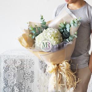 Hydrangea Bouquet WT-BQ-HY11