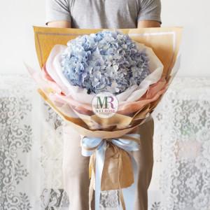 Hydrangea Bouquet BV-BQ-HY14