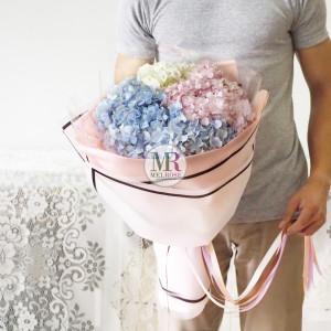 Hydrangea Bouquet MI-BQ-HY26