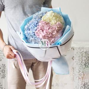 Hydrangea Bouquet MI-BQ-HY27