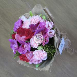 Sweetie Dreams Hand-tied Bouquet