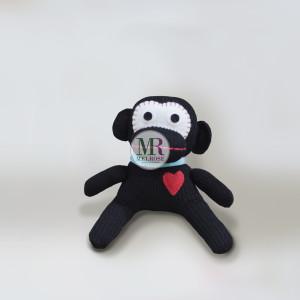 Monkey Doll Black